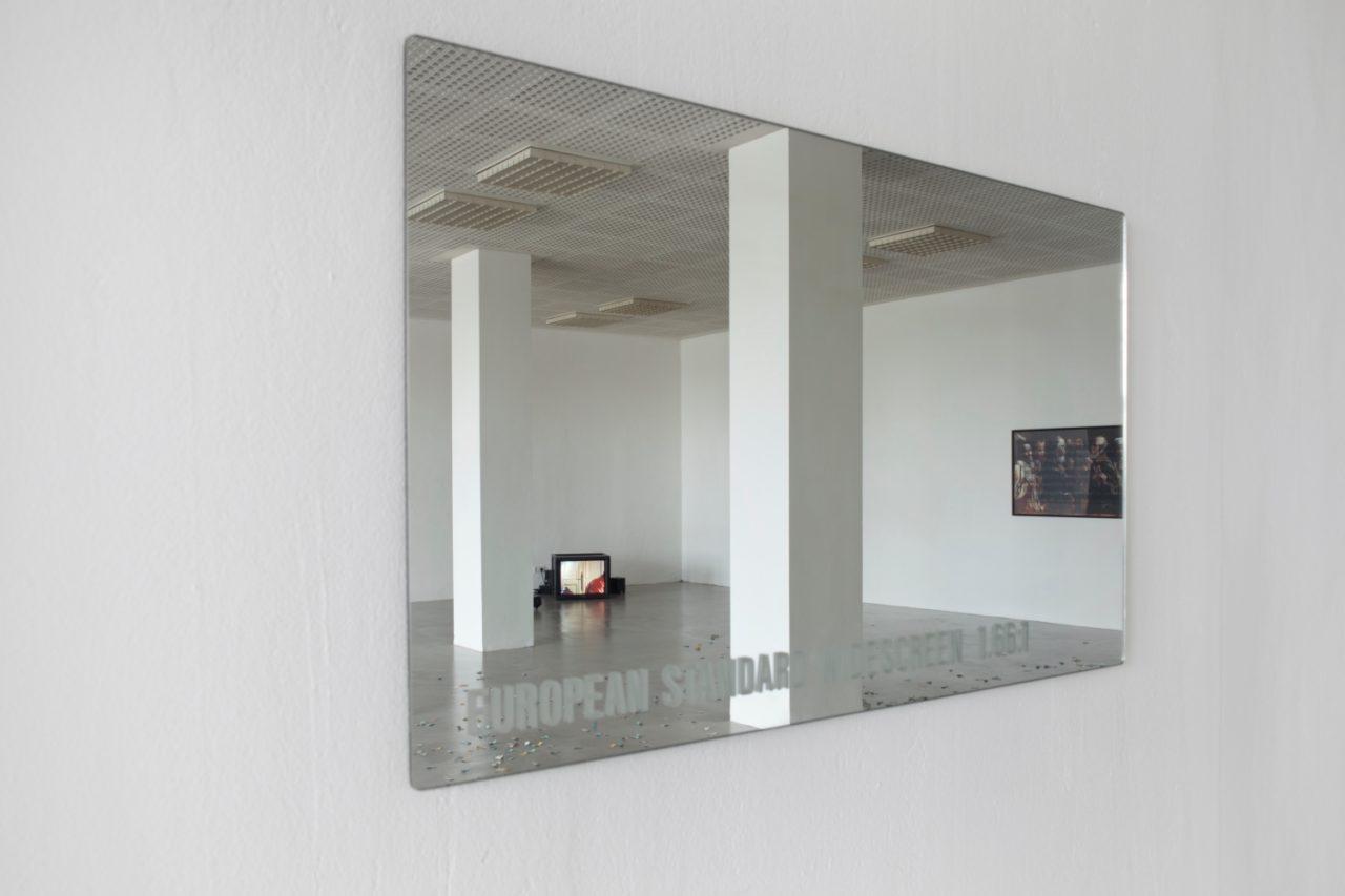 Morgan Fisher, The aspect ratio pieces – European Standard Widescreen 1.66:1 (2004)