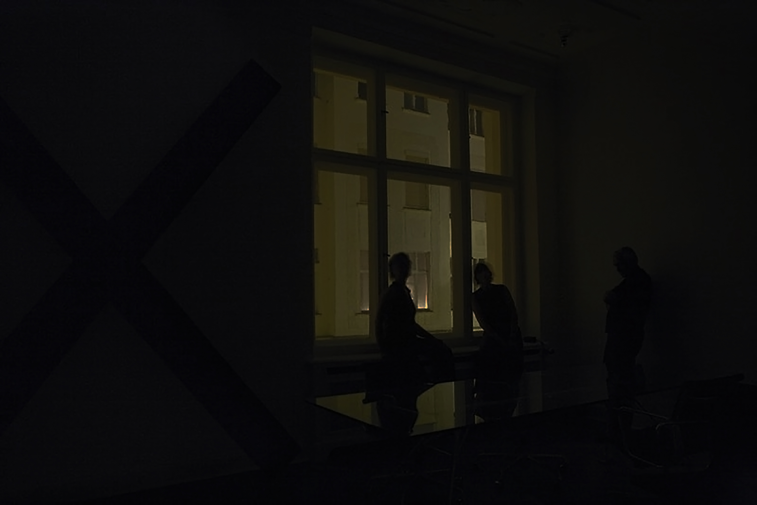 Martin Creed, Work No. 270: The lights off (2001)