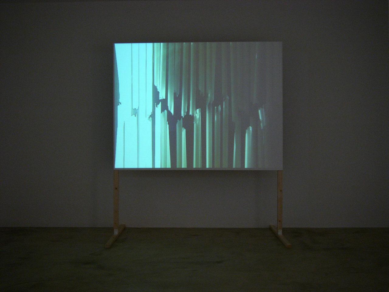 Matt Calderwood, Stripes (Vertical) (2005)