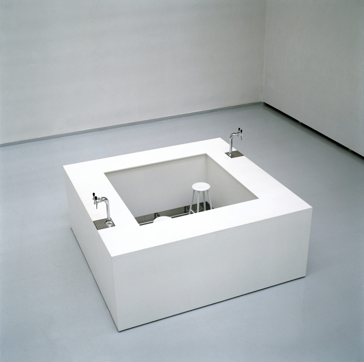 Elmgreen & Dragset, Powerless structures, Fig. 21 (Queer bar) (1998)