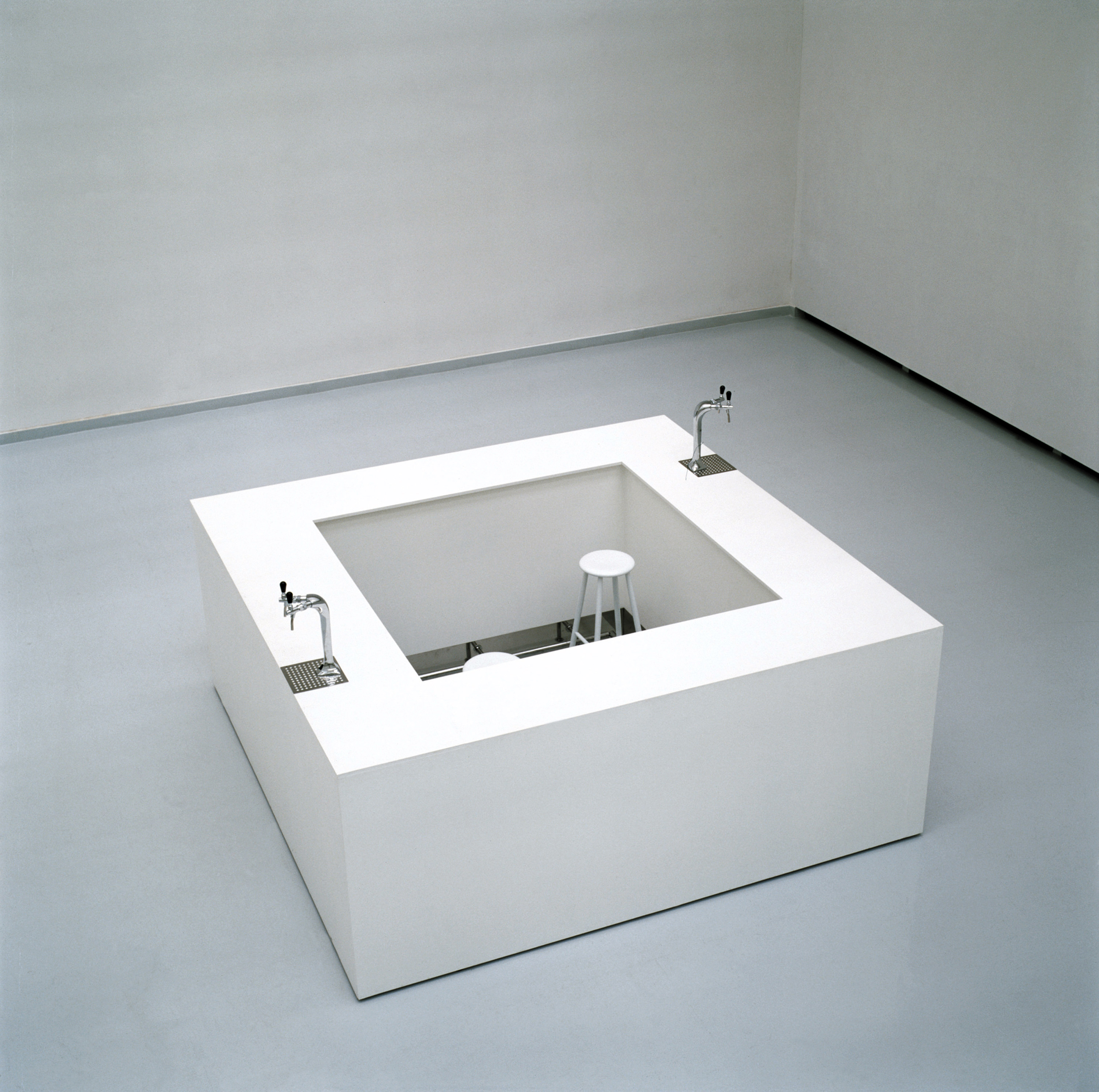 Elmgreen & Dragset | powerless structure, fig. 21 (queer bar), 1998