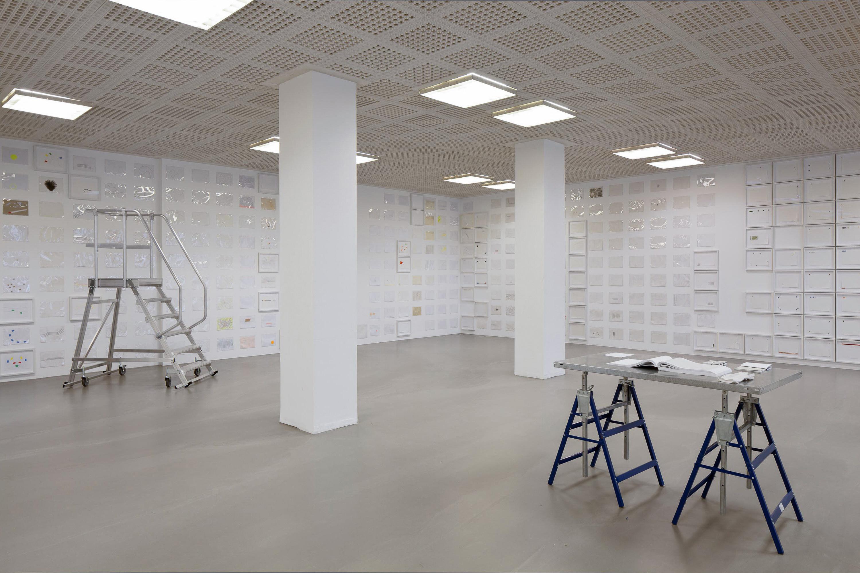 Karin Sander, Office Works (1990–2016)