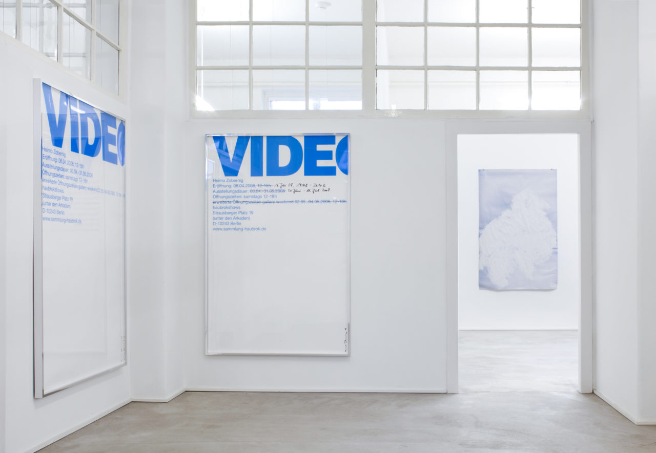 Ten Years: Projects and editions, Installationsansicht