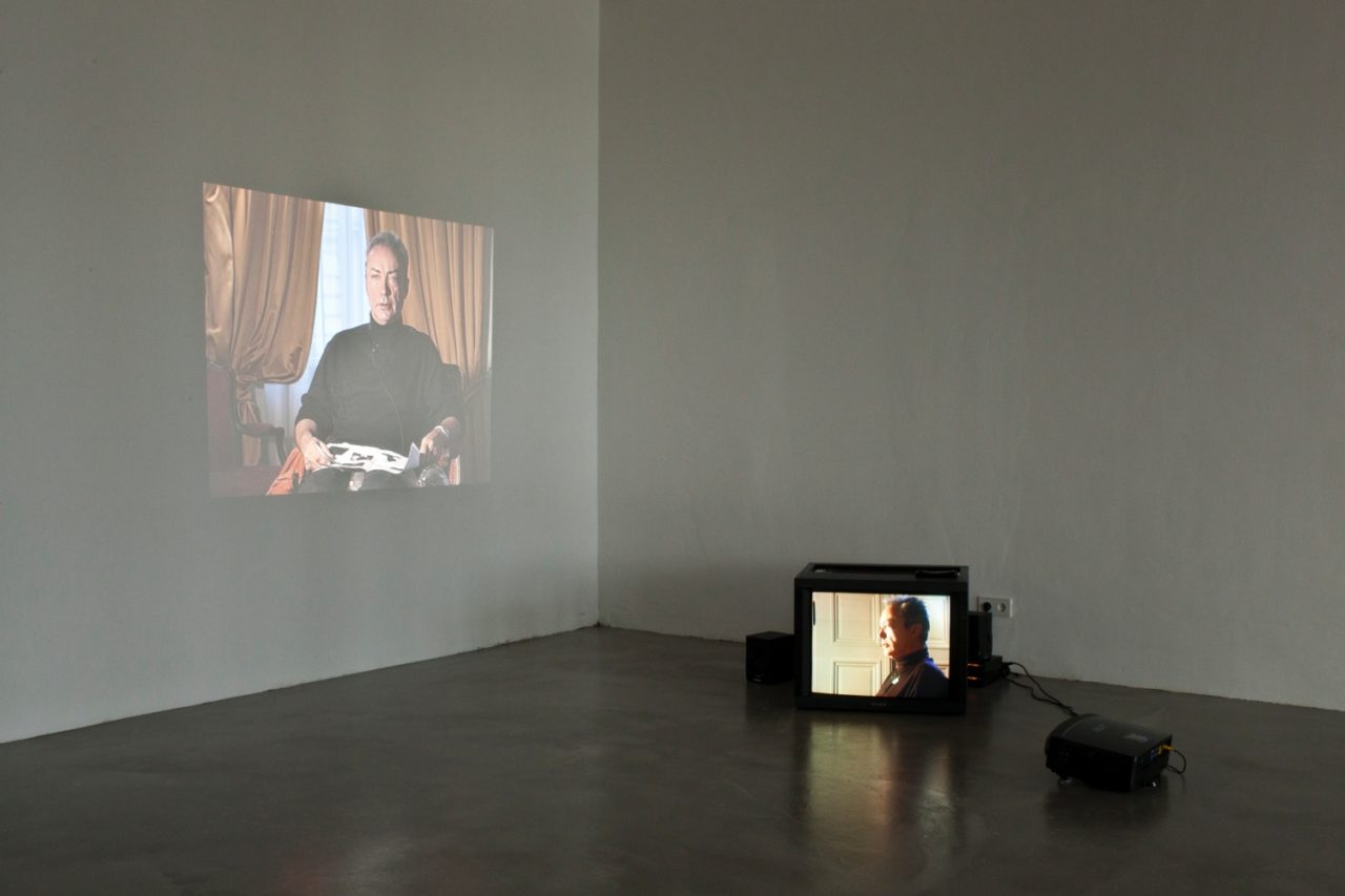 Isabell Heimerdinger, I was Andy Warhol's Dracula (2000)