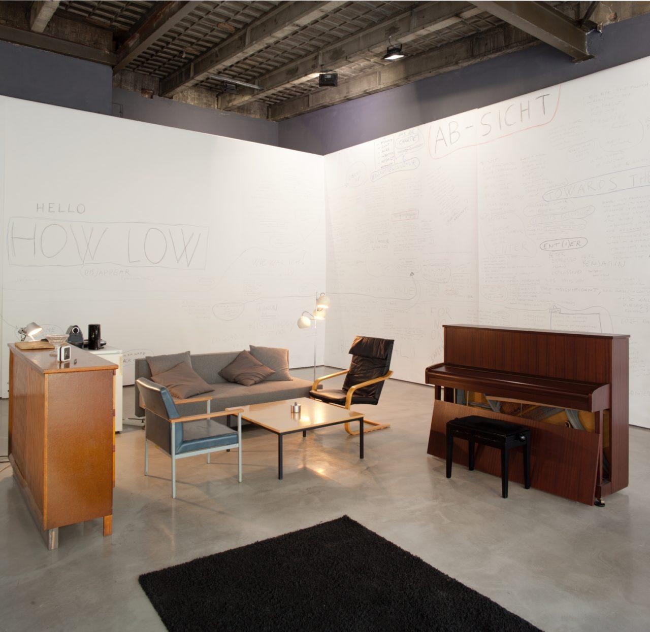Music, Installationsansicht