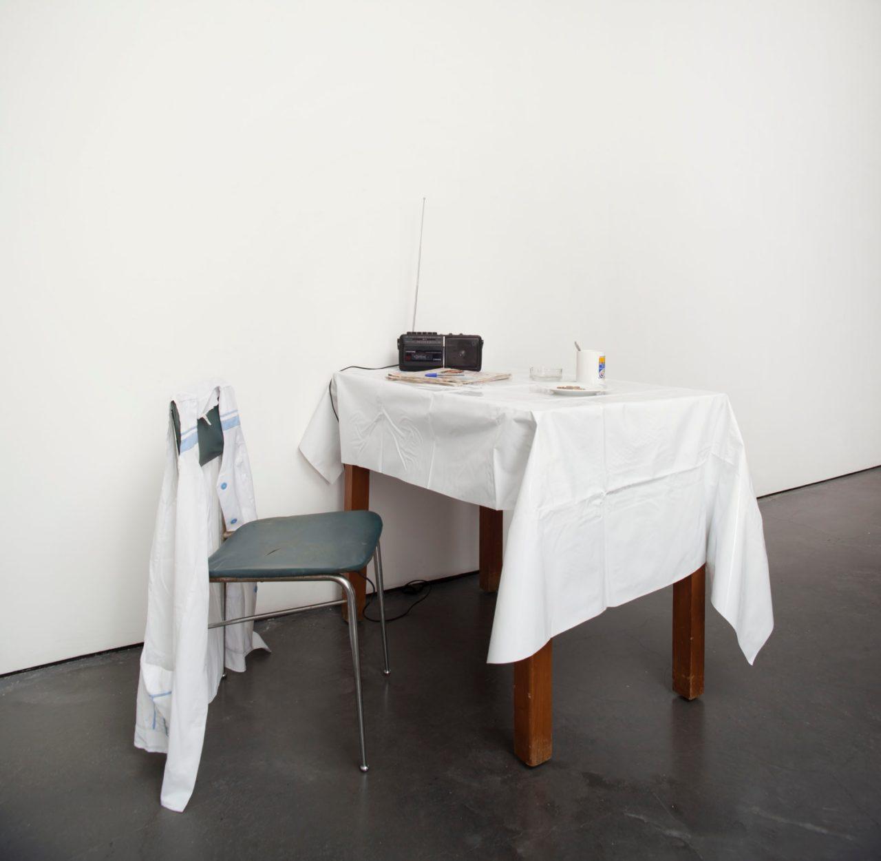 Christoph Büchel, untitled (Düsseldorf) (2001/2006)