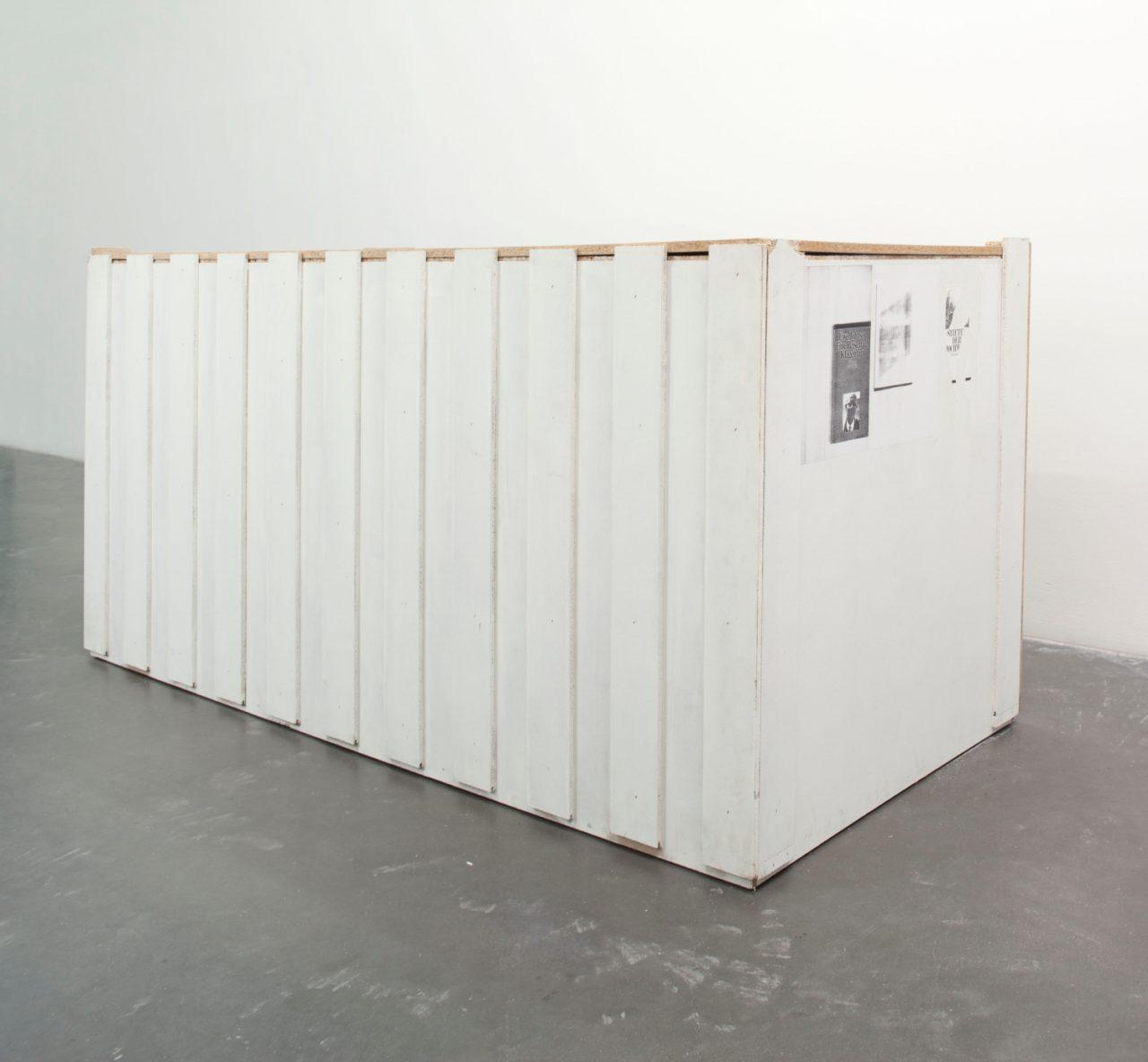 Manfred Pernice, Bell II, 11 (1998)