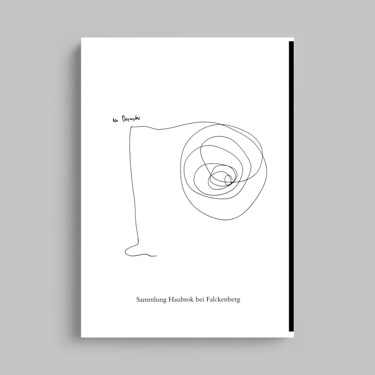 No Desaster, Snoeck Verlag (2013)