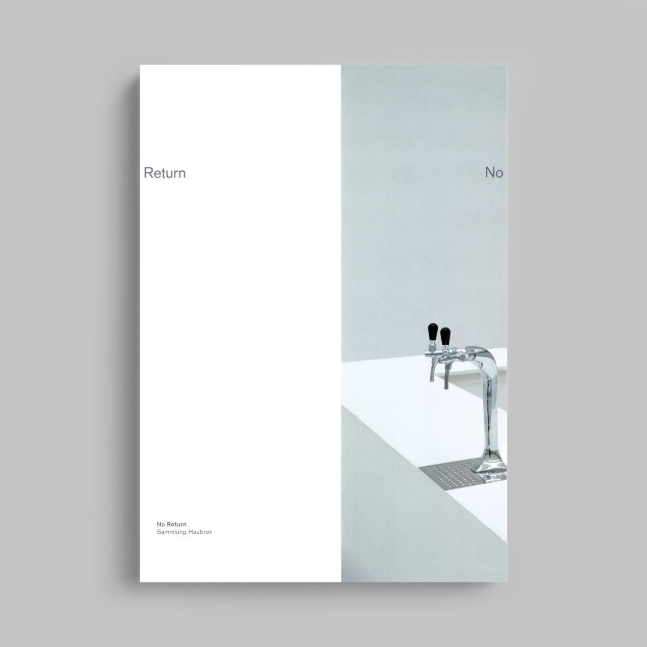 No Return, Verlag der Buchhandlung Walther König (2002)