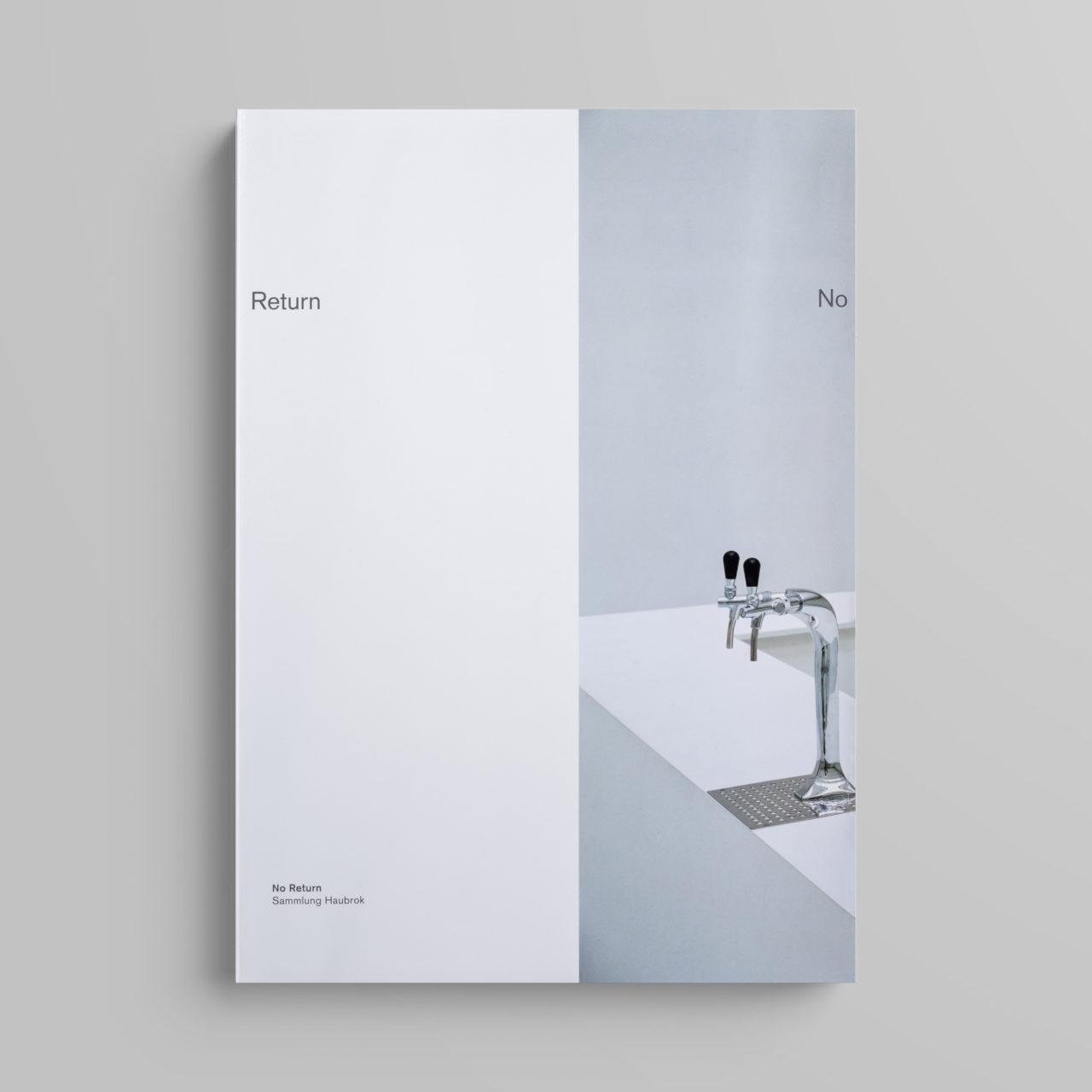 No Return, Verlag der Buchhandlung Walther König, 2002