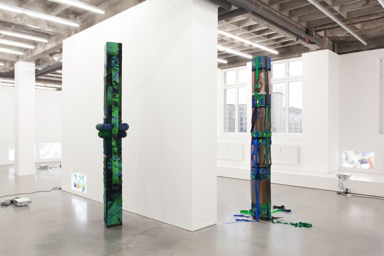 Tobias Madison: Fatuma Osman, Installationsansicht