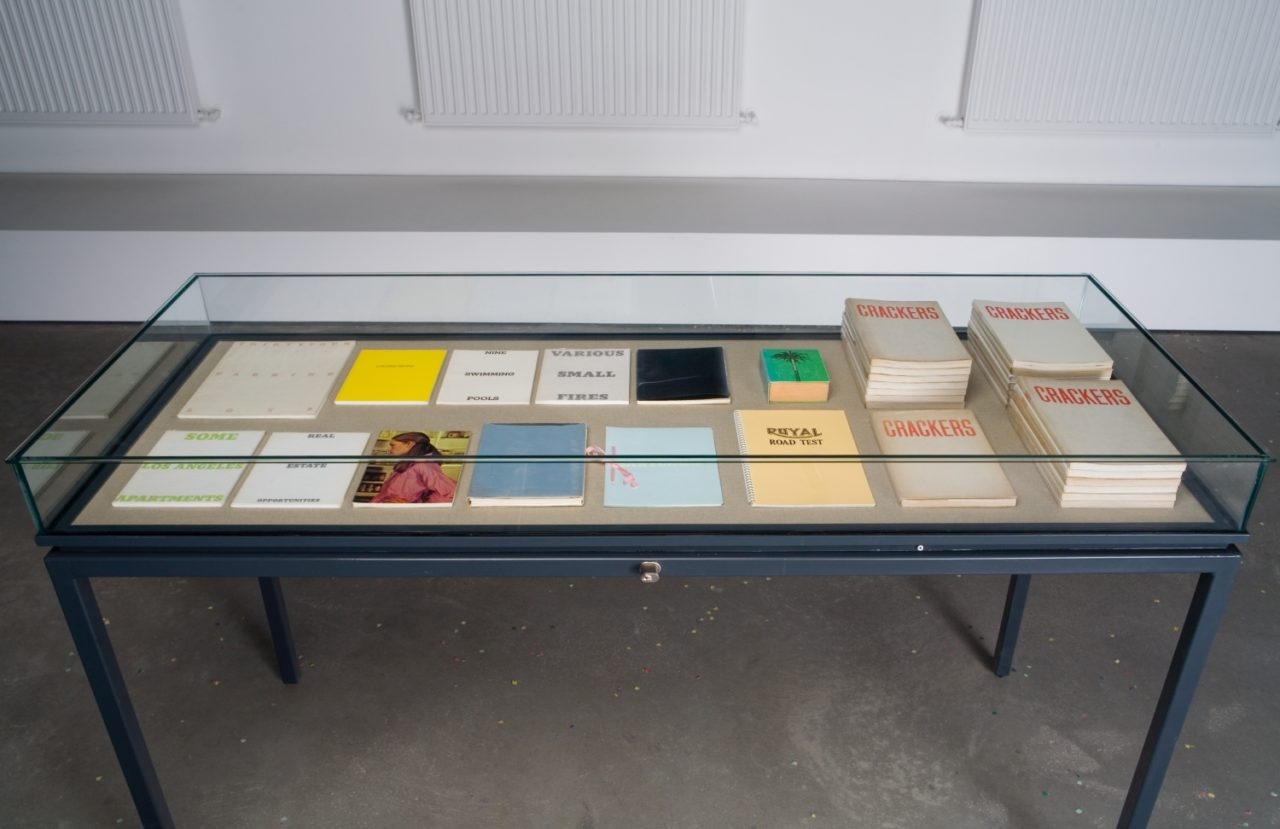 Collected things connected, Installationsansicht