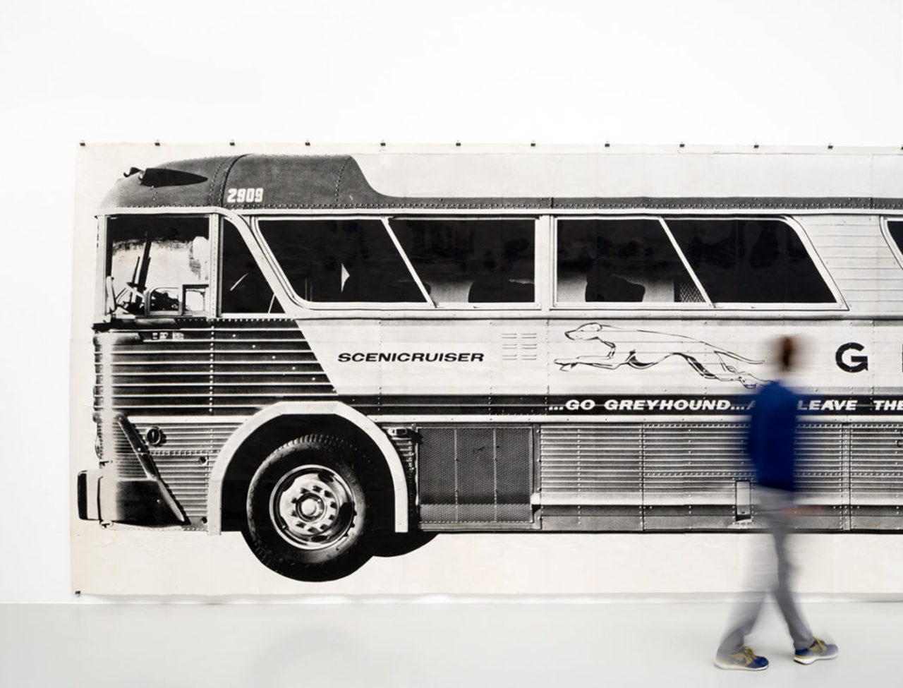 Mason Williams: Bus, 1967 (Detail)