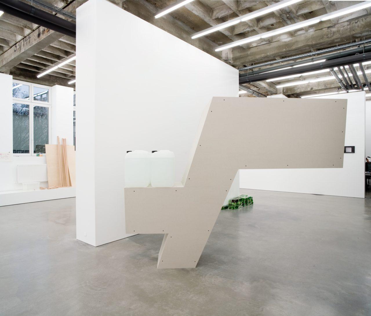 It's about sculpture, Installationsansicht