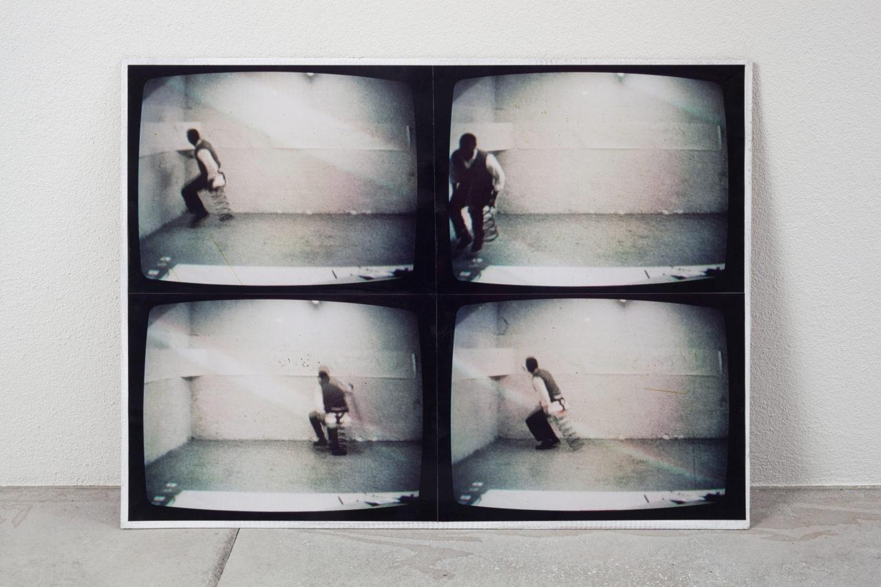 """Rudolf Polanszky, Double edition """"Sprungfederzeichnungen"""" and """"Koma"""" Nacht- und Schlafbilder (1983)"""