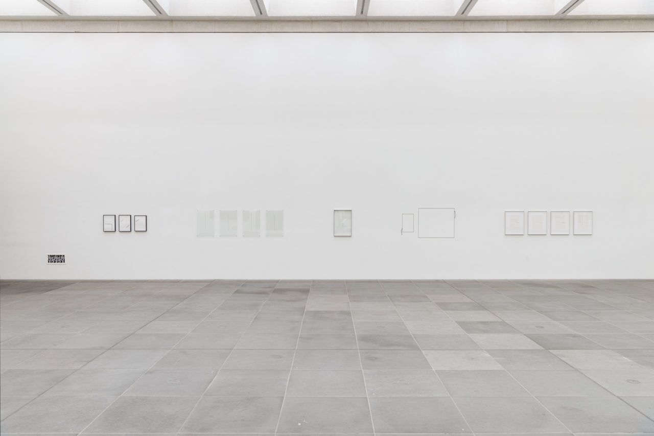 Out of order: Part 2, Installation view