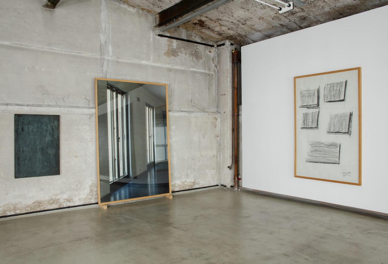 Günther Förg, Installationsansicht