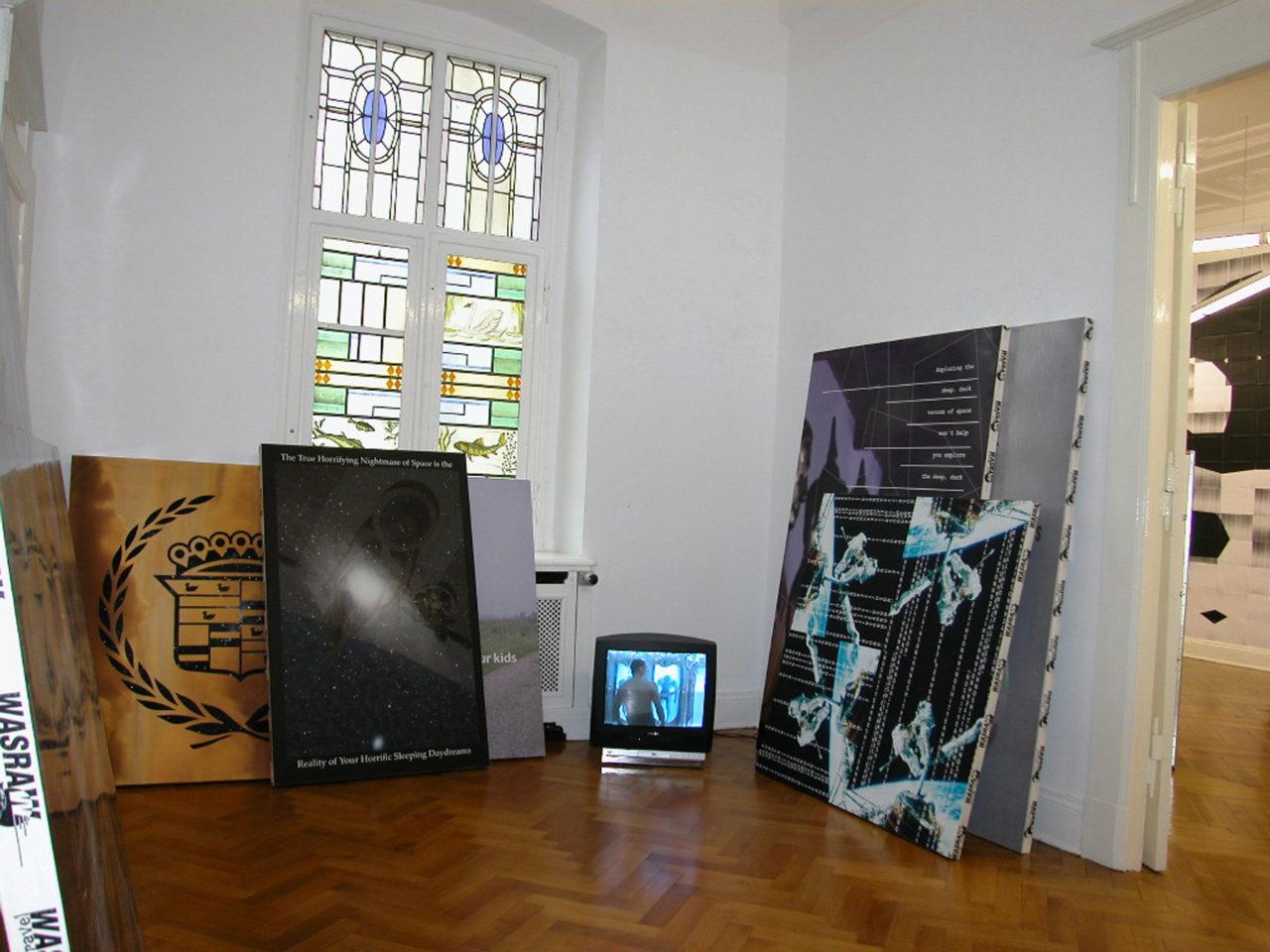 Michael Bouchet, Print campaign (2003)