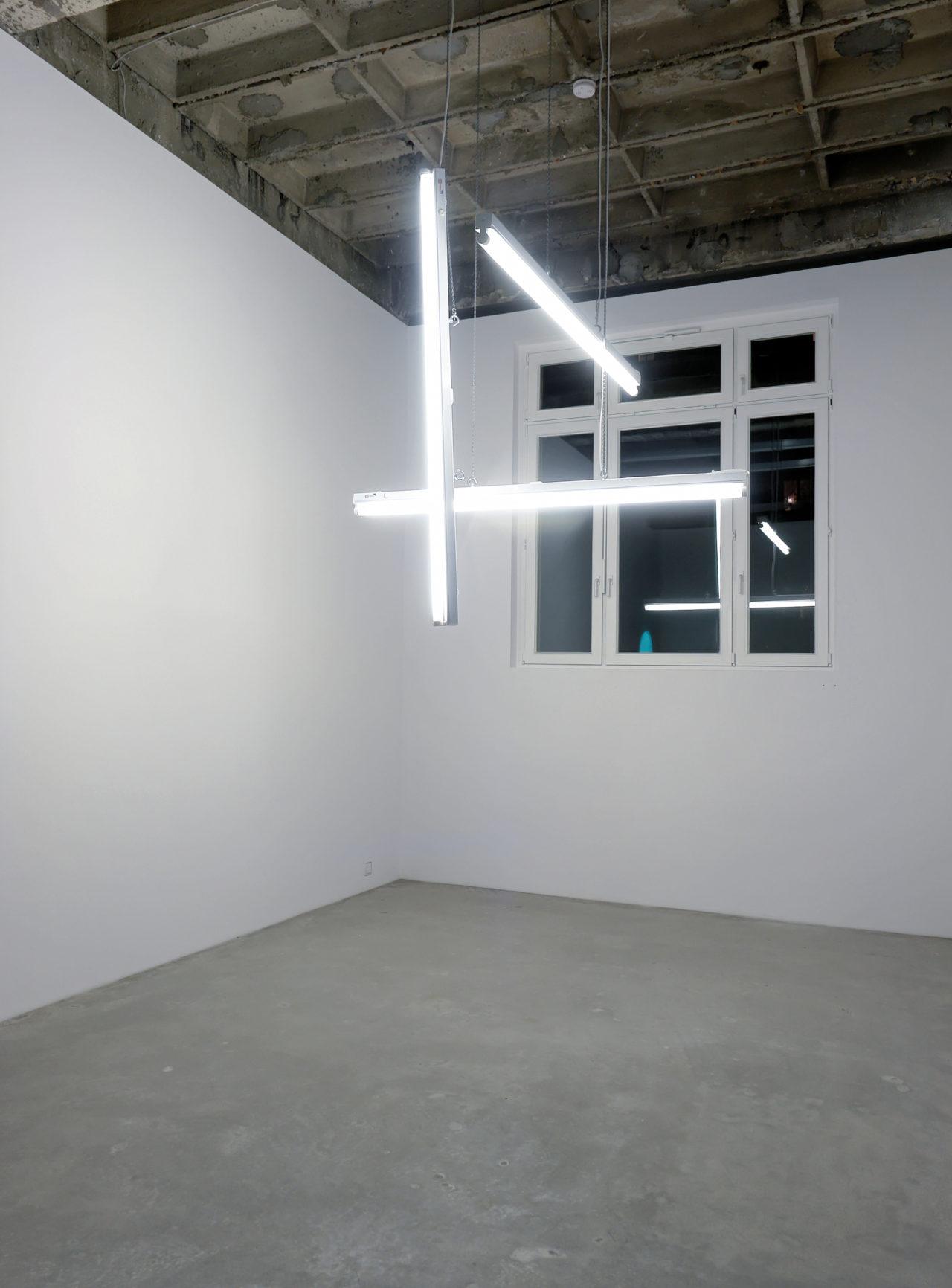 Martin Boyce, untitled (after Rietveld) (1999)