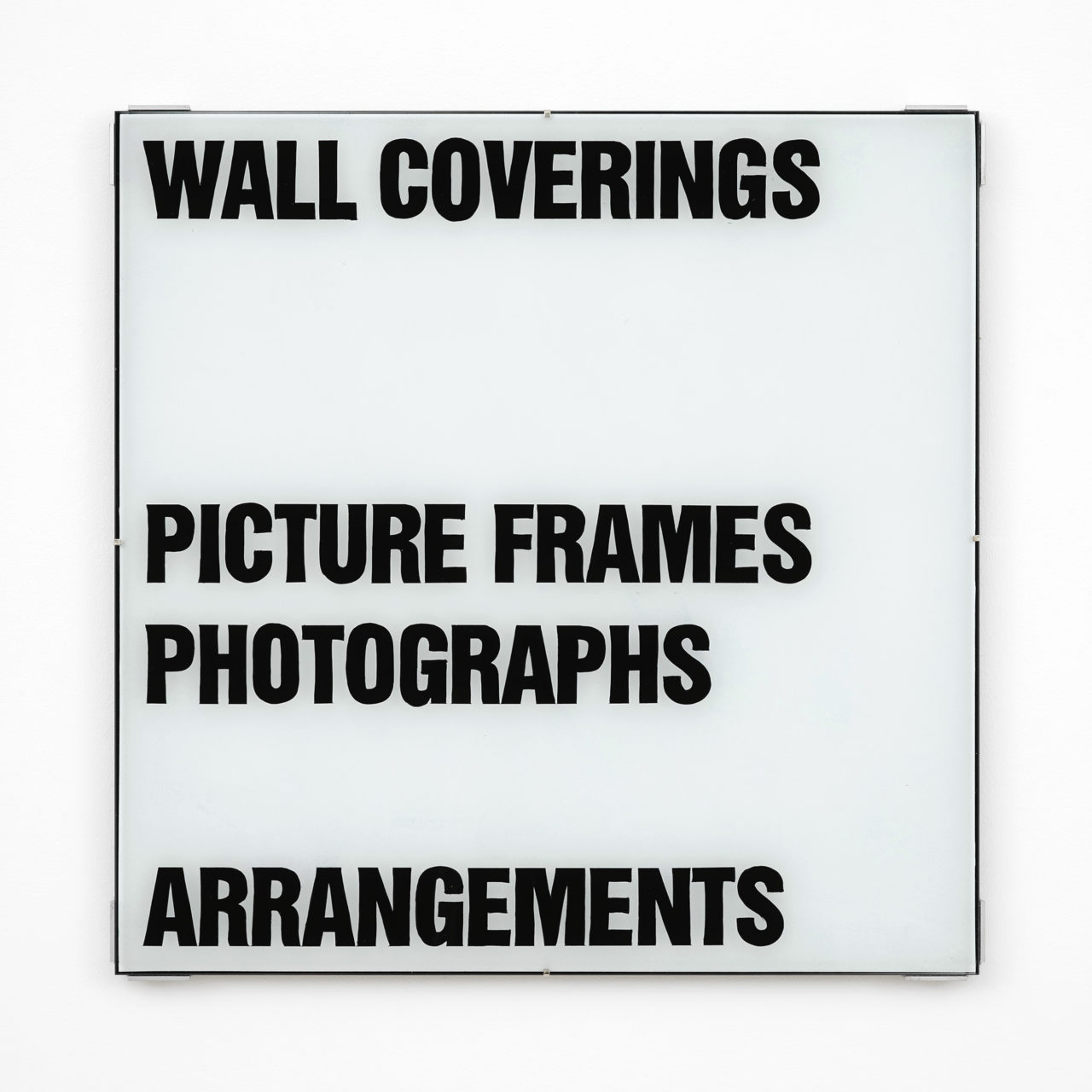 Christopher Williams, Werbung: Adapted for Use (Poster)