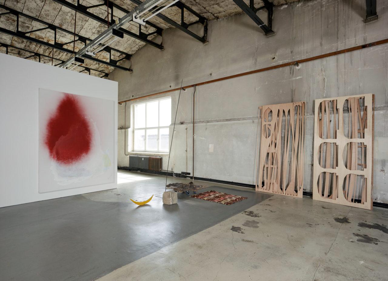 Lone Haugaard Madsen: Raum #384 – Nyt, Installationsansicht