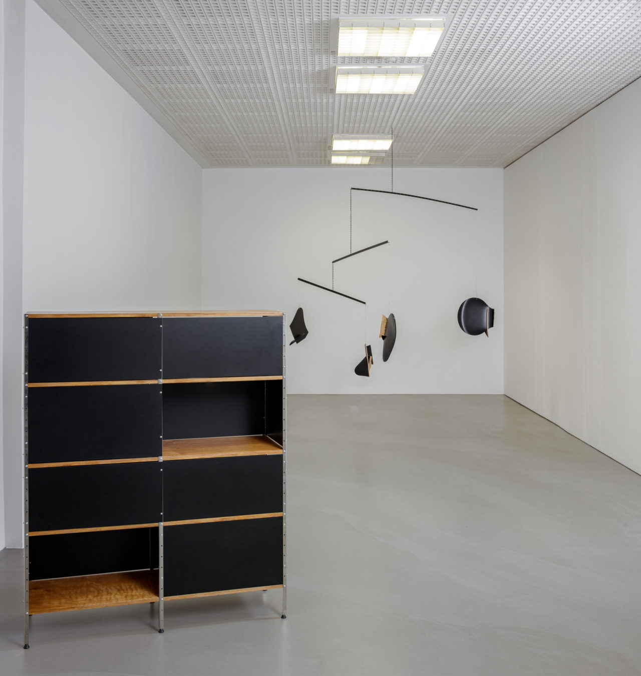 Lone Haugaard Madsen: Raum #384 – Nyt, Installation view