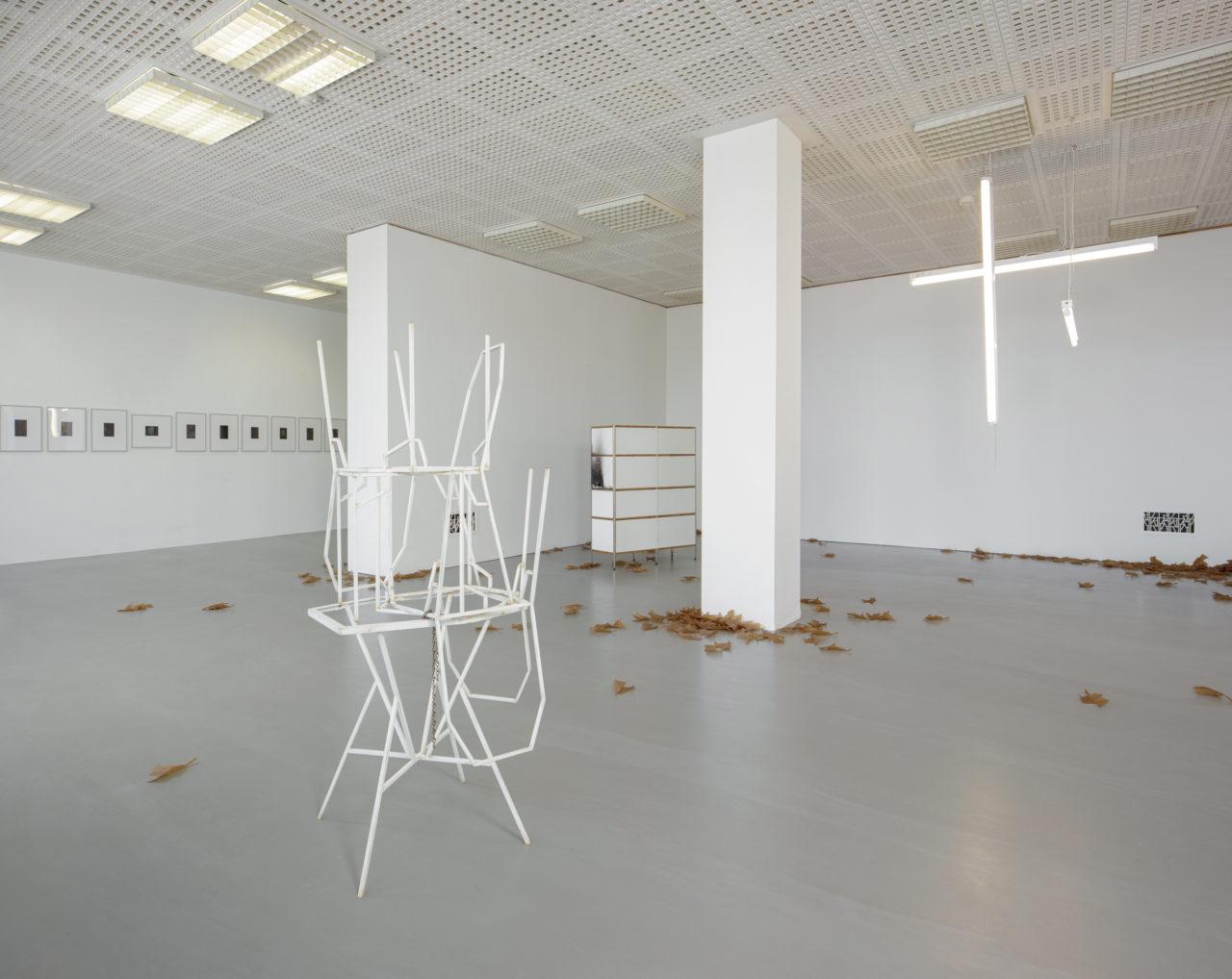 Martin Boyce: Recurring Dreams, Installation view