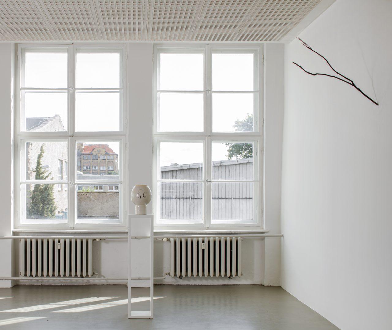 Judith Hopf: Luft, Installationsansicht