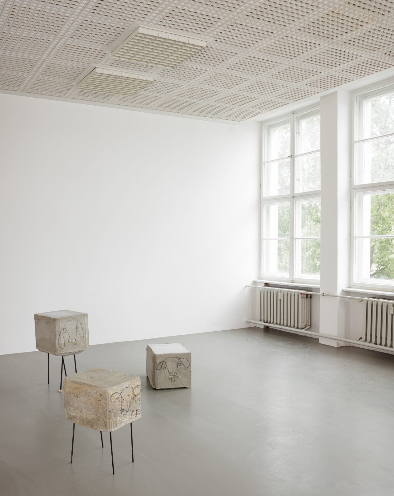 Judith Hopf, untitled (Schafherde) (2013 / 2021)